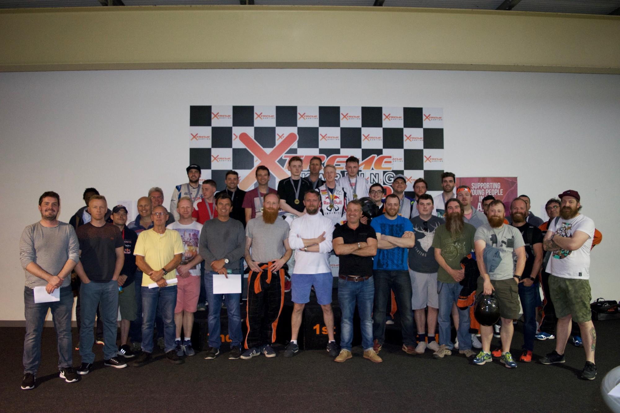 Karting Heroes June 2016